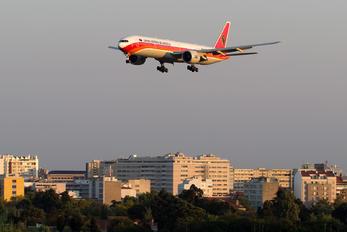 D2-TEK - TAAG - Angola Airlines Boeing 777-300ER