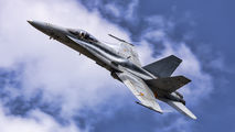 C.15-27 - Spain - Air Force McDonnell Douglas F/A-18A Hornet aircraft