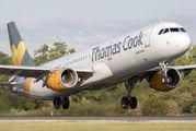 G-TCDN - Thomas Cook Airbus A321 aircraft