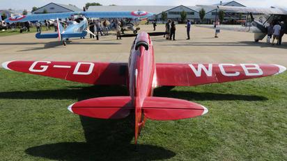 G-DWCB - Private Chilton Aircraft DW1