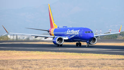 N8713M - Southwest Airlines Boeing 737-8 MAX