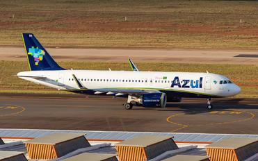 PR-YRK - Azul Linhas Aéreas Airbus A320 NEO