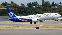 Delivery flight of new Boeing 737-800 for Jiangxi Air title=