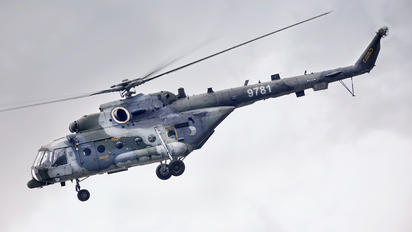 9781 - Czech - Air Force Mil Mi-171