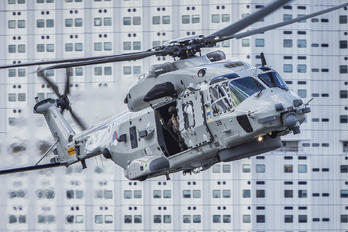 N-319 - Netherlands - Navy NH Industries NH90 NFH
