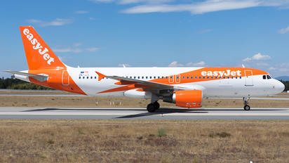OE-IZT - easyJet Europe Airbus A320