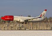 EI-FVY - Norwegian Air International Boeing 737-800 aircraft