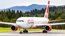 Air Canada Rouge B763 visited Bergen title=