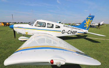 G-CHIP - Private Piper PA-28-161 Cherokee Warrior II