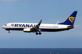 EI-GDD - Ryanair Boeing 737-8AS