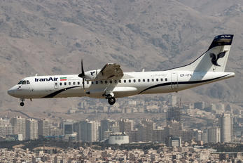 EP-ITH - Iran Air ATR 72 (all models)