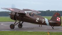 8.63 - Museum of Polish Aviation PZL P-11c aircraft