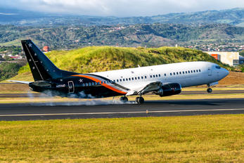 N853AT - Titan Airways Boeing 737-400