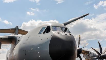 EC-400 - Spain - Air Force Airbus A400M