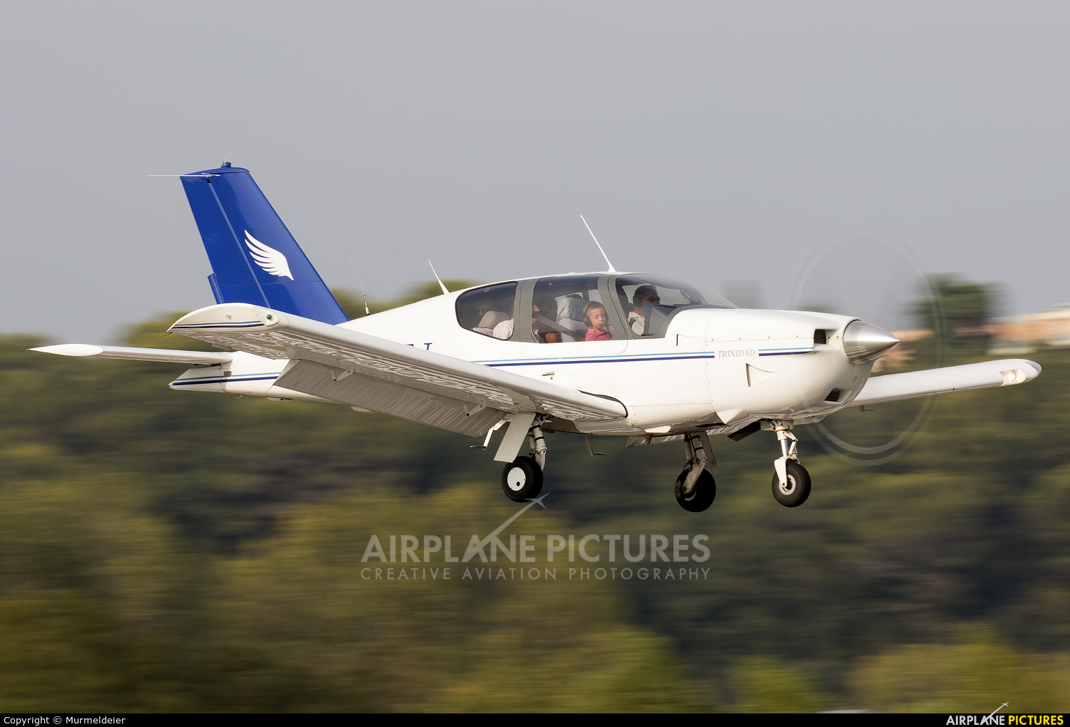 Private F-GKRN aircraft at Cannes - Mandelieu