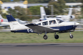 F-GJPJ - Private Piper PA-28 Warrior