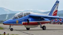 "F-UHRT - France - Air Force ""Patrouille de France"" Dassault - Dornier Alpha Jet E aircraft"