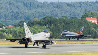 C.16-64 - Spain - Air Force Eurofighter Typhoon