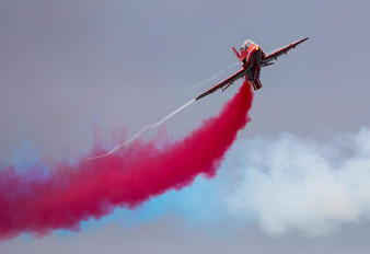 "XX232 - Royal Air Force ""Red Arrows"" British Aerospace Hawk T.1/ 1A"
