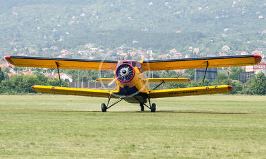 HA-MDT - Private PZL An-2