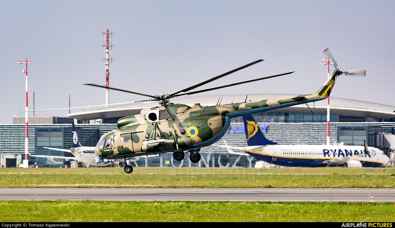 Ukraine - Air Force - aircraft at Rzeszów-Jasionka