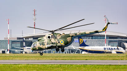- - Ukraine - Air Force Mil Mi-8MSB