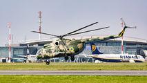 - - Ukraine - Air Force Mil Mi-8MSB aircraft