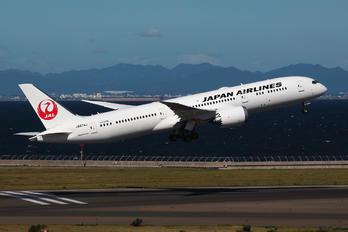 JA874J - JAL - Japan Airlines Boeing 787-9 Dreamliner