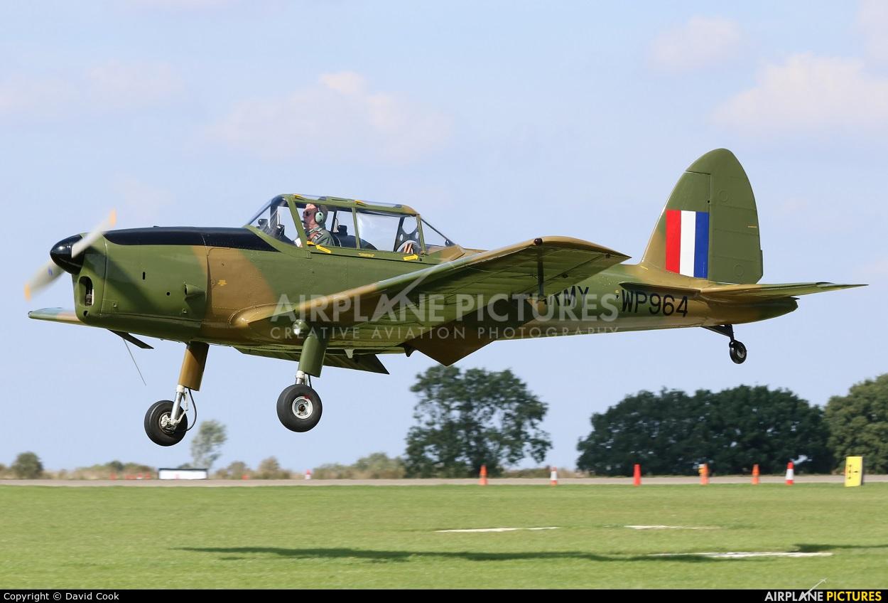 Private G-HDAE aircraft at Northampton / Sywell
