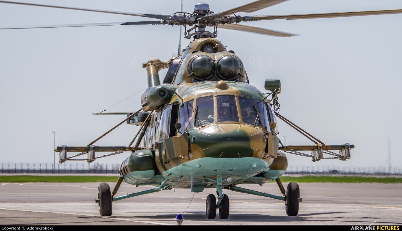 Kazakhstan - Air Force 09 aircraft at Astana