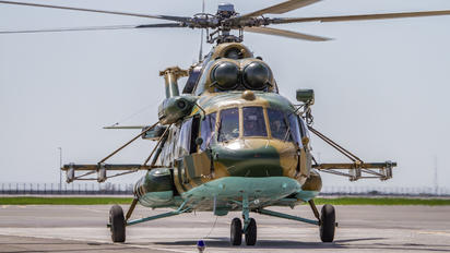 09 - Kazakhstan - Air Force Mil Mi-17V-5