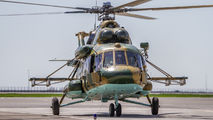 09 - Kazakhstan - Air Force Mil Mi-17V-5 aircraft