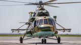 Kazakhstan - Air Force Mil Mi-17V-5 09 at Astana airport