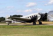 D-CDLH - Lufthansa (Berlin-Stiftung) Junkers Ju-52 aircraft