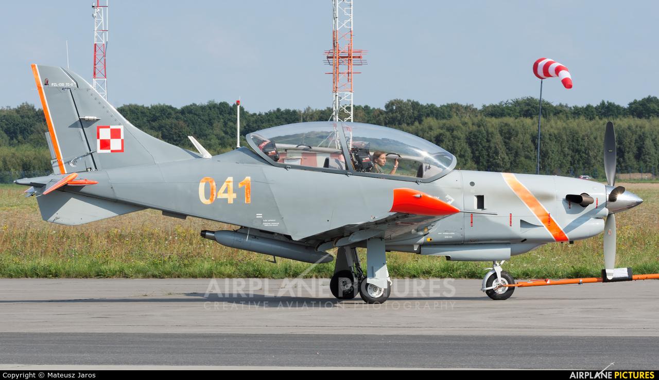 "Poland - Air Force ""Orlik Acrobatic Group"" 041 aircraft at Gdynia- Babie Doły (Oksywie)"