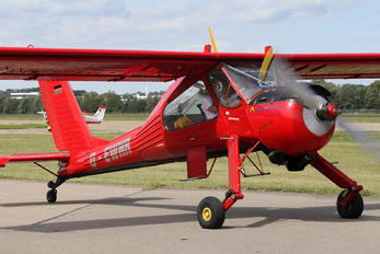 D-EWHR - Private PZL 104 Wilga 35A