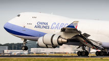 B-18723 - China Airlines Cargo Boeing 747-400F, ERF aircraft