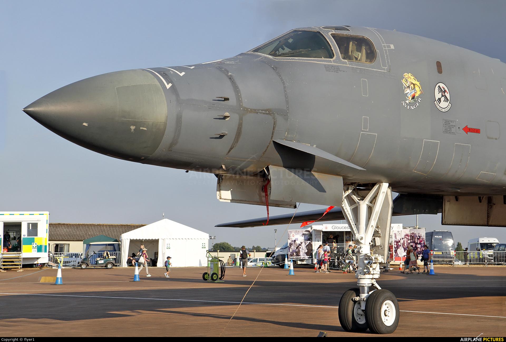 USA - Air Force 85-0069 aircraft at Fairford