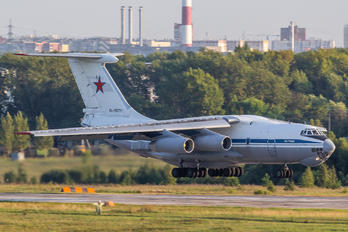 RA-76771 - Russia - Air Force Ilyushin Il-76 (all models)