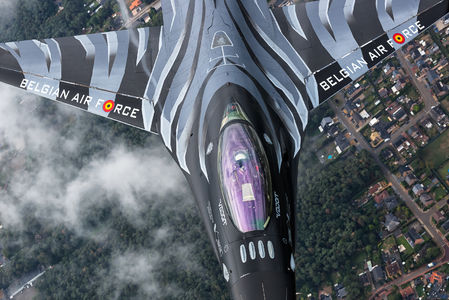 #1 Belgium - Air Force General Dynamics F-16A Fighting Falcon FA-101 taken by Jaco Spruyt