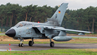 46-07 - Germany - Air Force Panavia Tornado - IDS