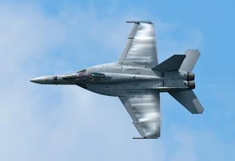 166621 - USA - Navy Boeing F/A-18F Super Hornet