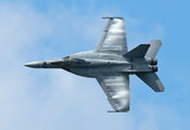 166621 - USA - Navy Boeing F/A-18F Super Hornet aircraft