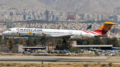 EP-LCK - Kish Air McDonnell Douglas MD-82