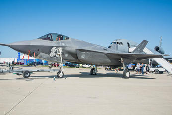14-05095 - USA - Air Force Lockheed Martin F-35A Lightning II