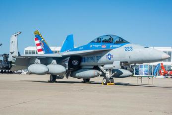 165801 - USA - Navy McDonnell Douglas F/A-18F Super Hornet