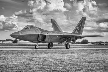 14-05095 - USA - Air Force Lockheed Martin F-22A Raptor