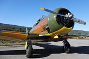 LN-WNH - Private North American Harvard/Texan (AT-6, 16, SNJ series) aircraft