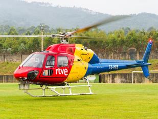CS-HEE - Eliance - Habock Aviation Group Eurocopter AS355 Ecureuil 2 / Squirrel 2