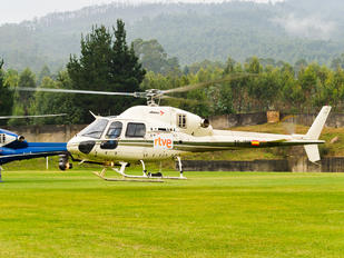 EC-IDM - Eliance - Habock Aviation Group Aerospatiale AS355 Ecureuil 2 / Twin Squirrel 2